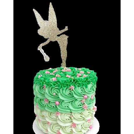 cake tinkerbell 3 6