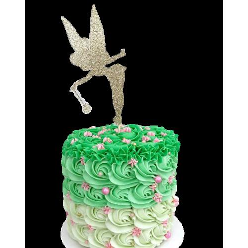 cake tinkerbell 3 7