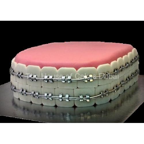 braces cake 7