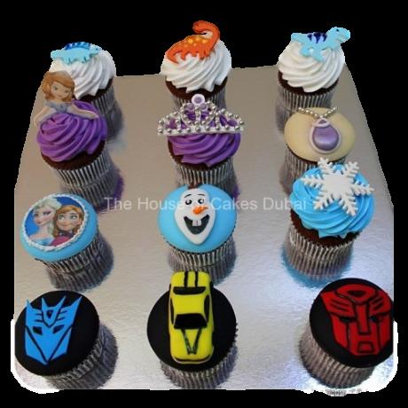 custom cupcakes selection 6