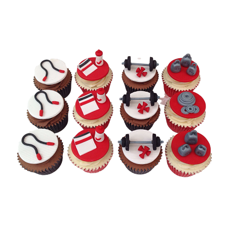 fitness cupcakes 1 6