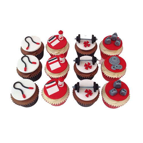 fitness cupcakes 1 7
