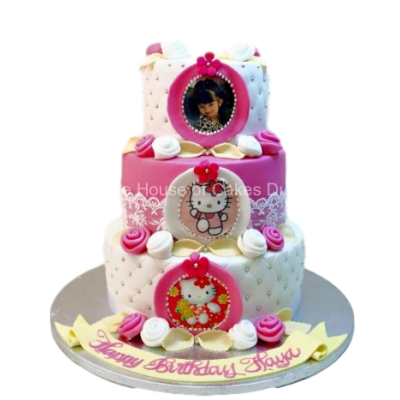 Hello Kitty cake 26