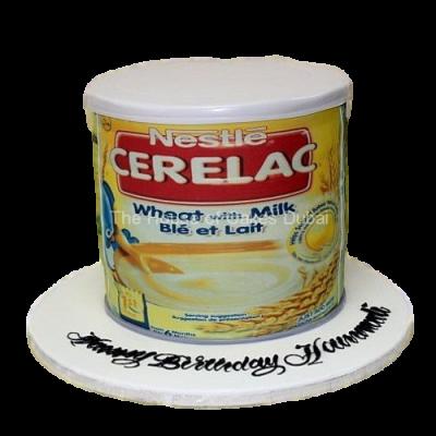 Cerelac cake