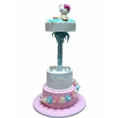 Hello Kitty Cake 24