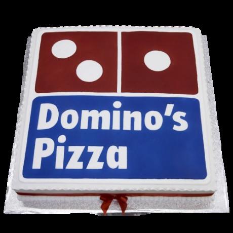 domino's pizza cake 6