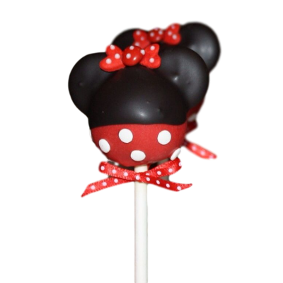 Mickey Mouse cake pops 2
