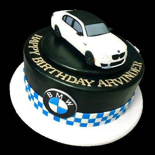 bmw cake 3 7