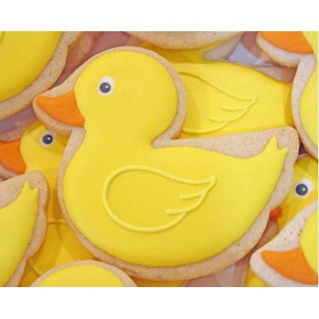 rubber ducky cookies 6