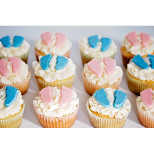 expecting the pitter patter cupcakes 7