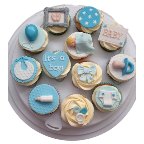 baby cupcakes 3 6