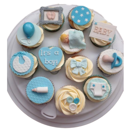 baby cupcakes 3 7