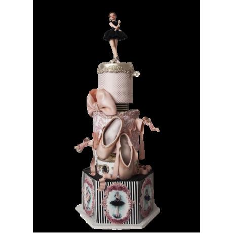 ballet shoes cake 3 6