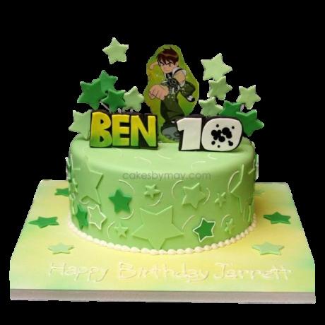 ben 10 cake #9 6