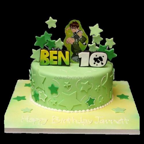 ben 10 cake #9 7