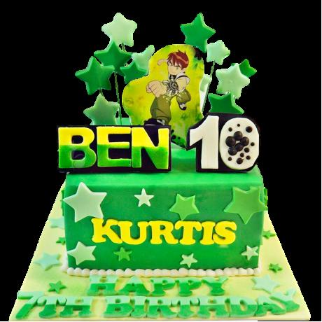 ben 10 cake 6
