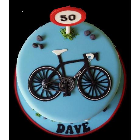 Bike Cake 2