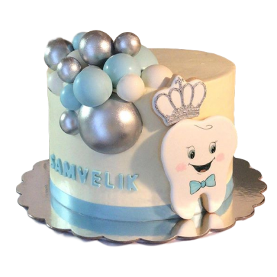 Tooth Cake 5