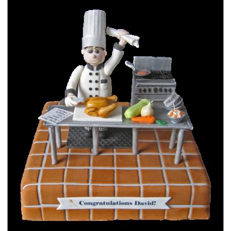 chef cake 4 6