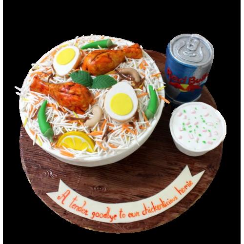 biryani cake 7