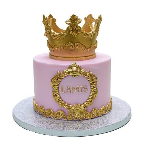 Crown Cake 2