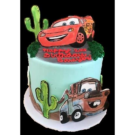 mcqueen cake 10 6