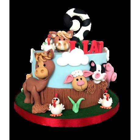 farm cake 2 6