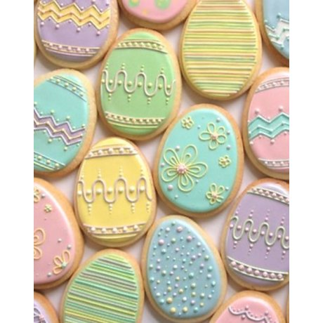 easter egg cookies 6