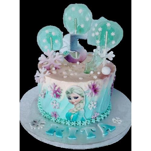 Frozen cake10