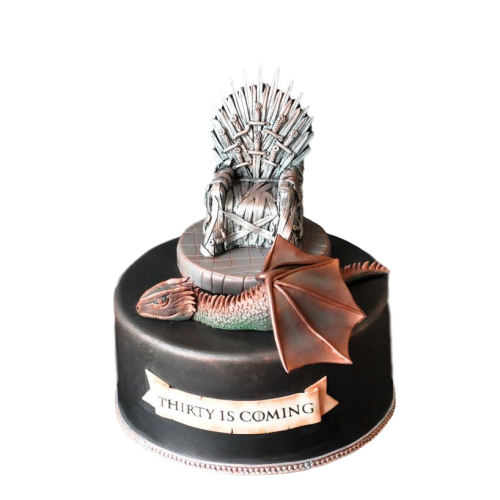 Game of thrones cake 6