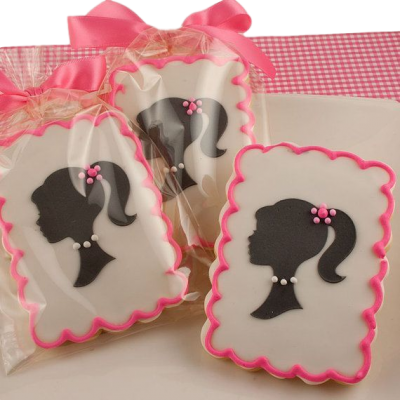 Barbie cookies 1