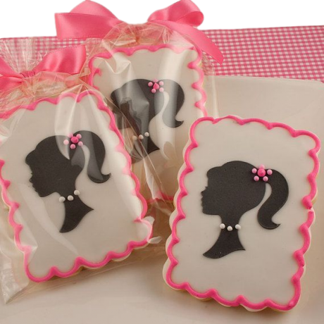Barbie cookies 1