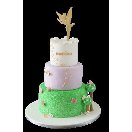 cake tinkerbell 7 6