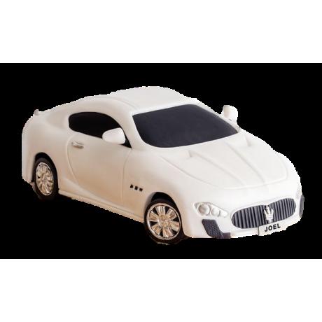 Car Cake Maserati