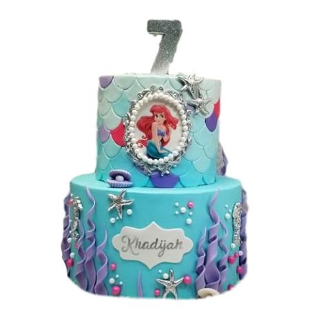 ariel cake 8 6
