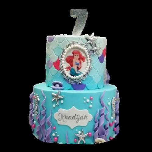 ariel cake 8 7