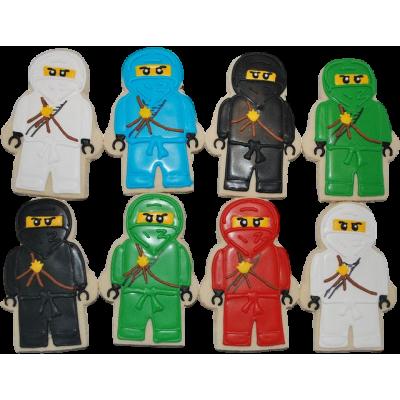 Ninjago cookies 3