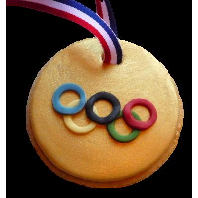 Medal cookies 2