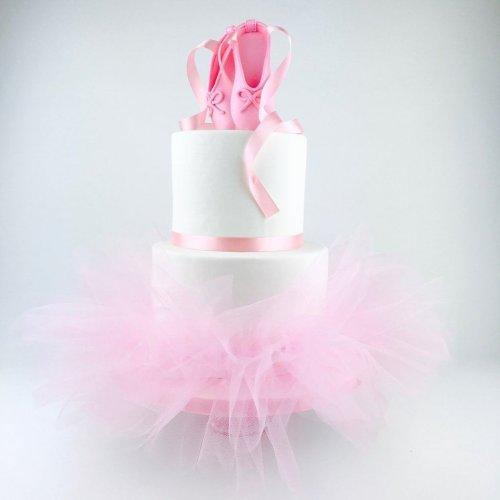 ballerina tutu cake 7