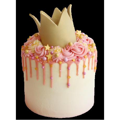 Crown Cake 5