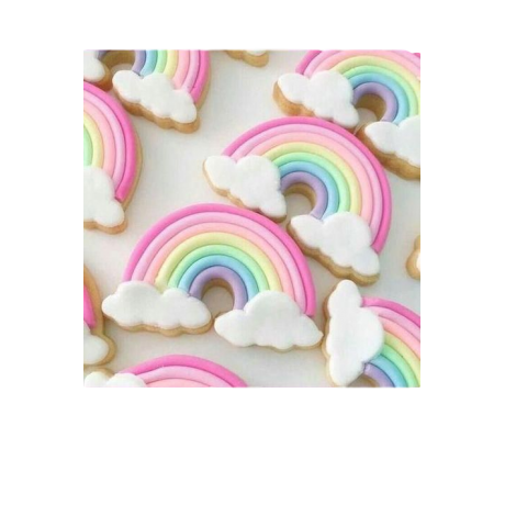 pastel rainbow cookies 12
