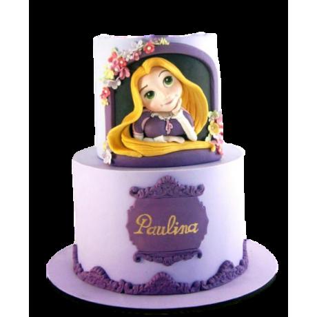 rapunzel cake 3 6