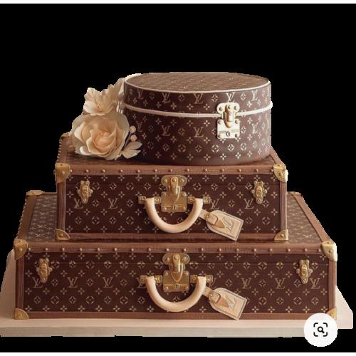 luxury louis vuitton cake 7