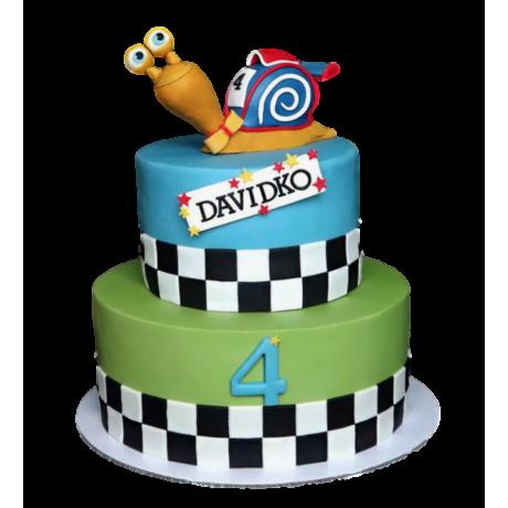 turbo snails cake 1 6