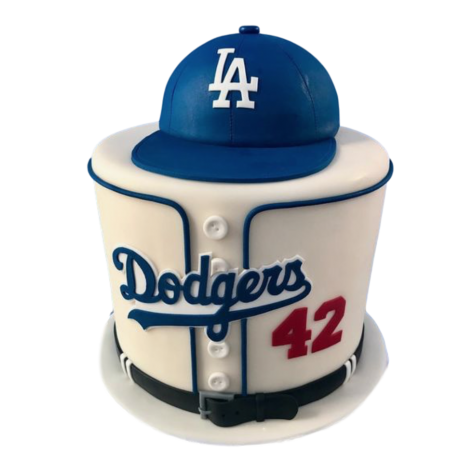 baseball hat cake 6
