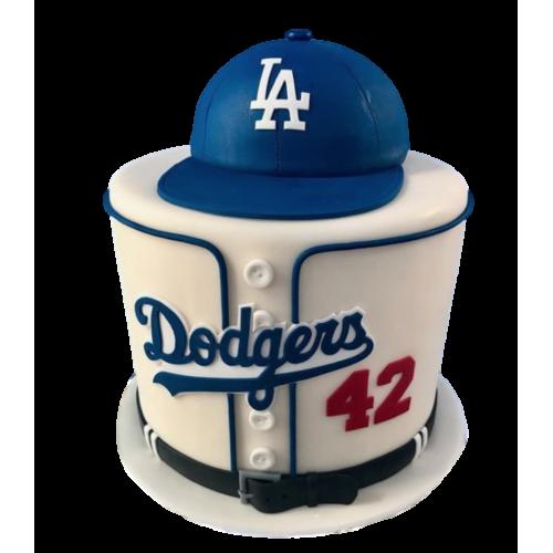 baseball hat cake 7