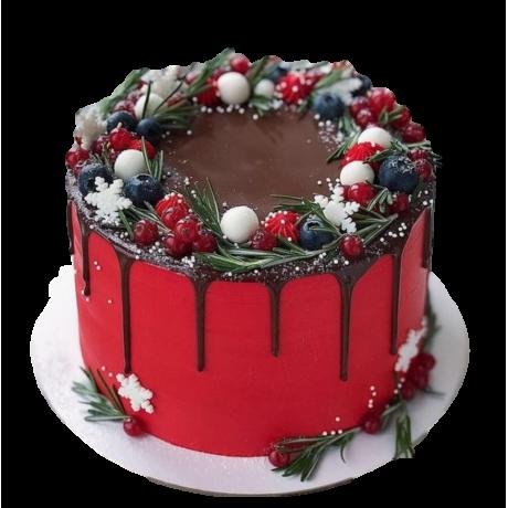 christmas cake 1 6