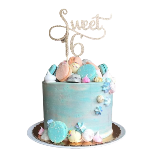 16th birthday cake 2