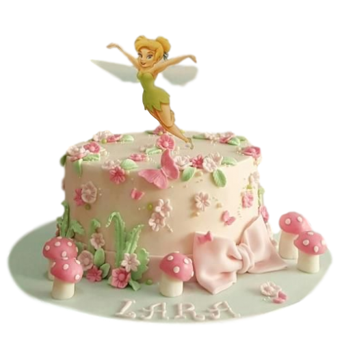 Cake Tinkerbell 11
