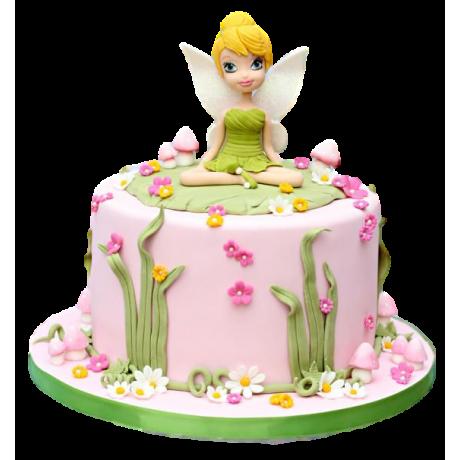 cake tinkerbell 10 6